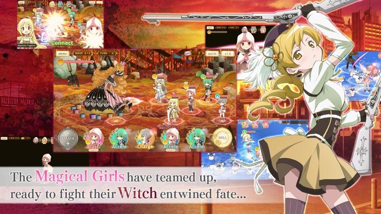 Magia Record English screenshot-3