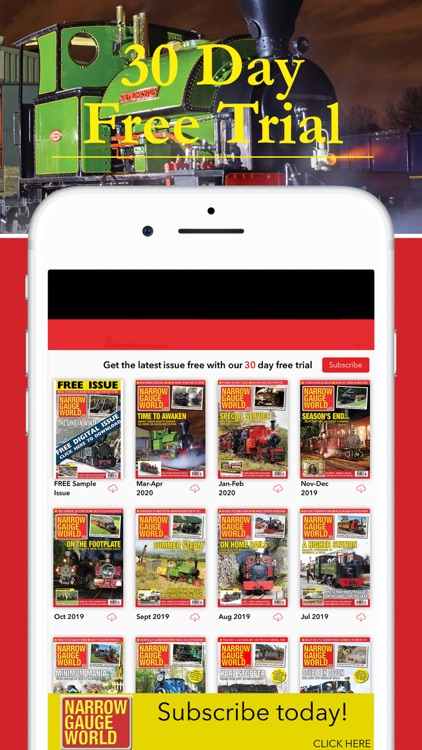 Narrow Gauge World Magazine screenshot-4