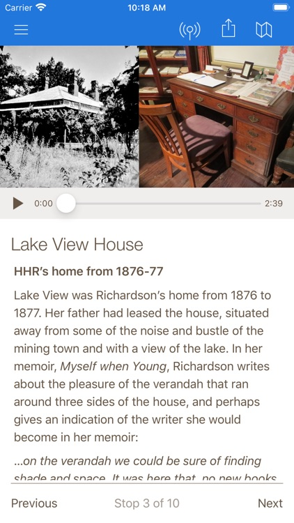 Henry Handel Richardson Tours screenshot-3