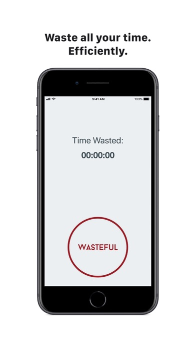 Wasteful Button screenshot one
