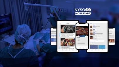 NYSORA Nerve Blocks Screenshot