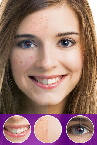 Visage: airbrush photo & face - náhled