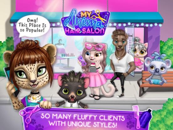 My Animal Hair Salon screenshot 9