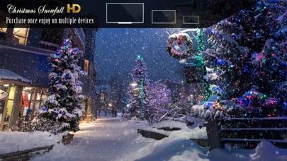 Christmas Snowfall HD screenshot 2