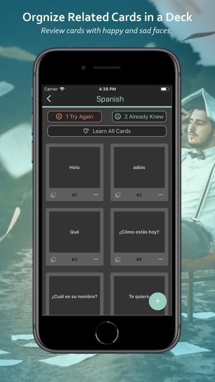 Fefet: Learn Flashcard & Note screenshot-0