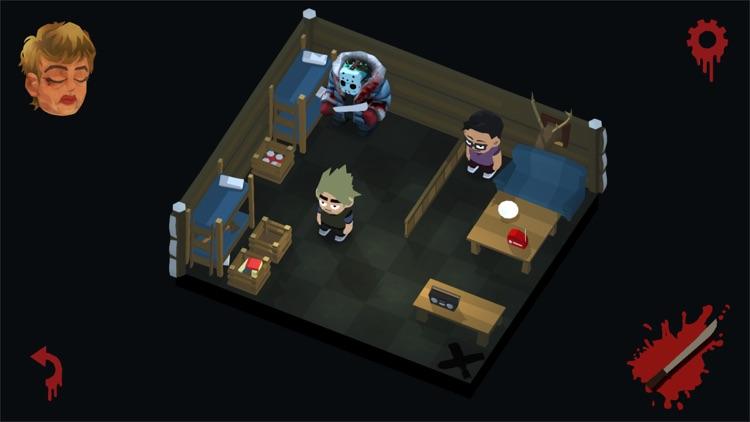 Friday the 13th: Killer Puzzle screenshot-3