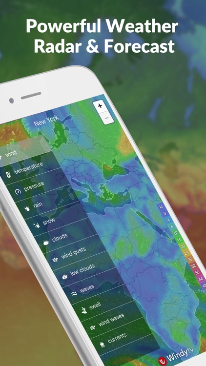 Live Weather: Weather Radar screenshot-3