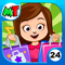 App Icon for My Town : Shopping Mall App in Poland App Store