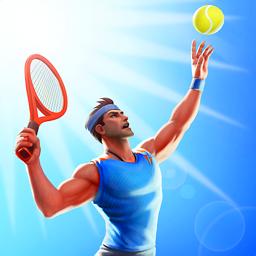Ícone do app Tennis Clash: Jogo de Campeões