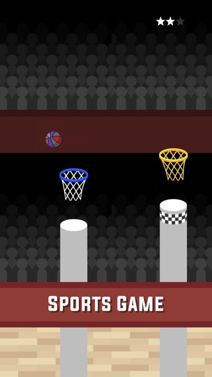 Jump Shot - Basketball Games screenshot-3
