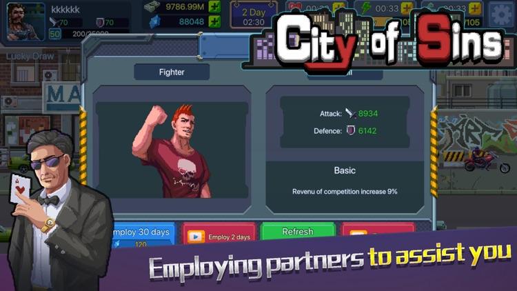 City of Sins screenshot-5
