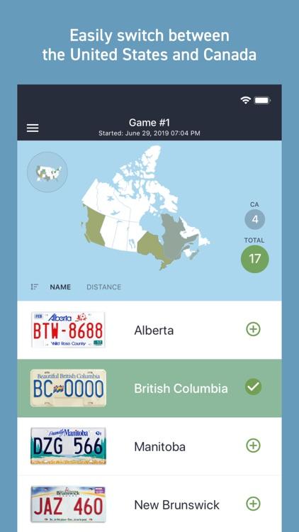 License Plate Games screenshot-3