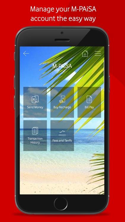 My Vodafone Fiji screenshot-4