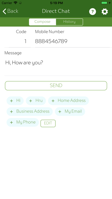 ChaTips - Status & Direct Chat screenshot 2
