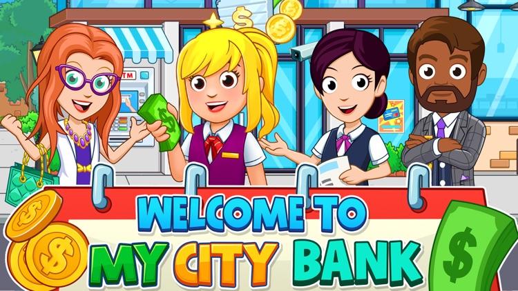 My City : Bank
