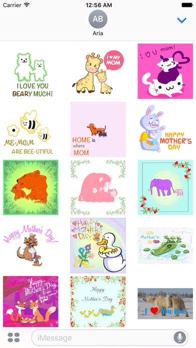 Happy Mother's Day Sticker screenshot 1