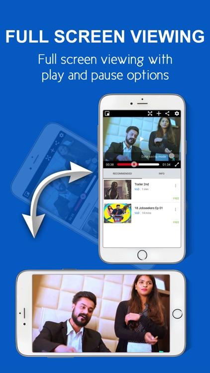 nexGTv:Live TV,Movies,Videos