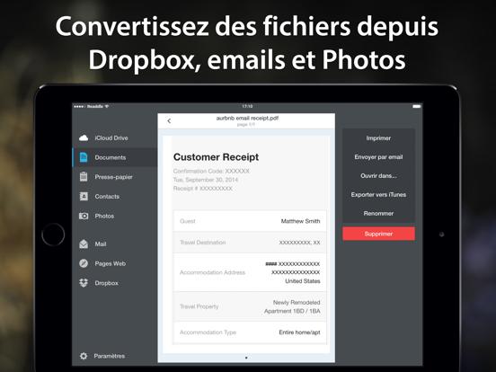 PDF Converter par Readdle