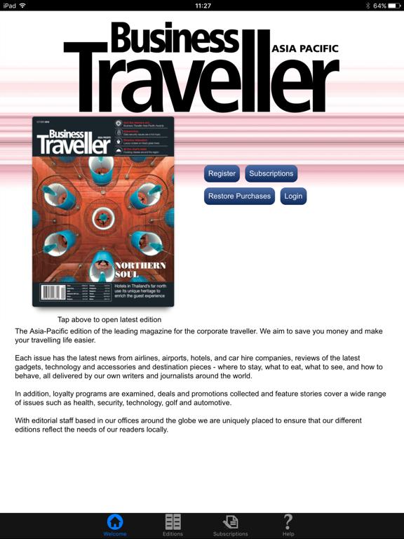 Business Traveller (APAC)のおすすめ画像1