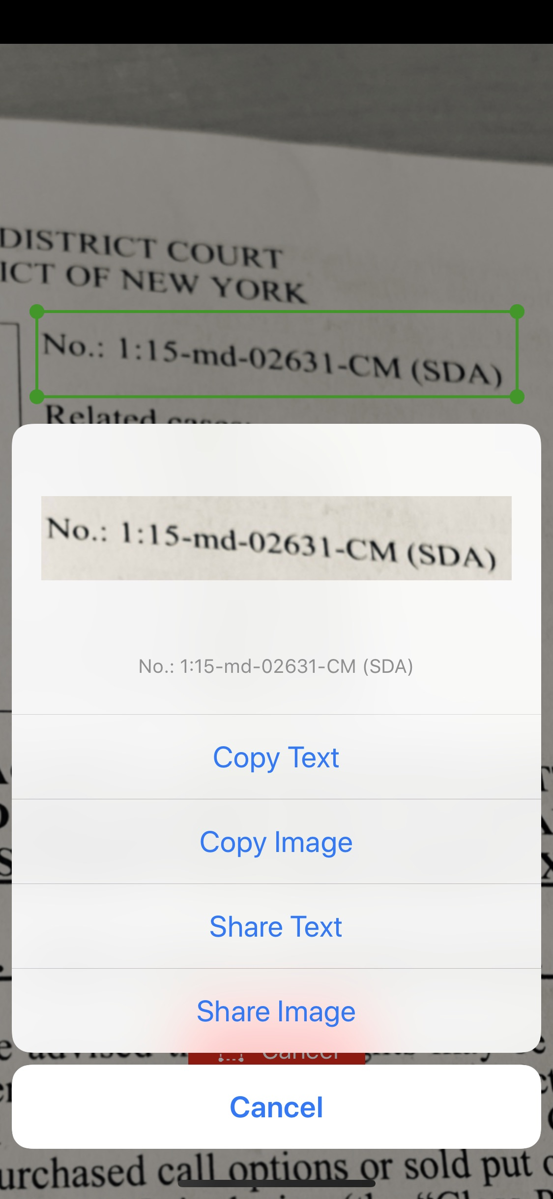 Screenshot do app Memos - Private Search