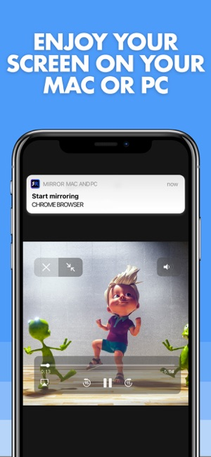 Mirror to Mac or Windows PC on the App Store