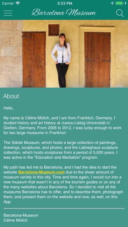 Barcelona Museums and sights screenshot-5