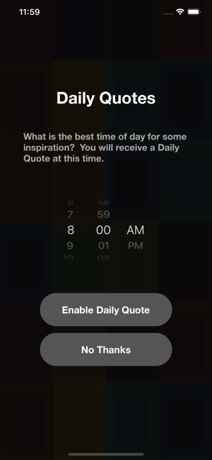 Daily Quotes And Wallpapers On The App Store
