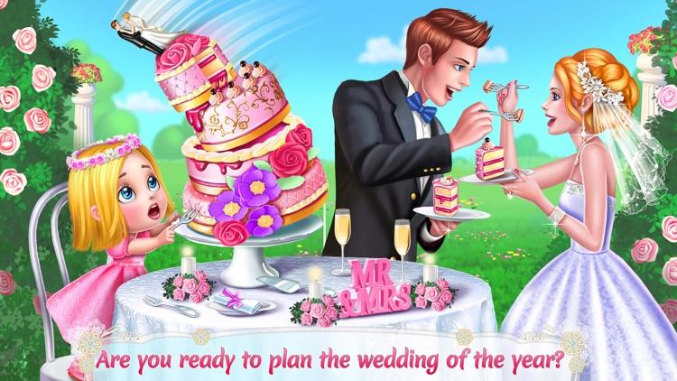 Wedding Planner Game