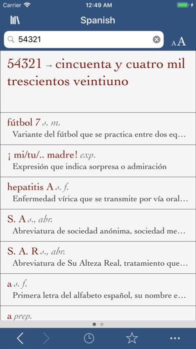 Vox Comprehensive Spanishのおすすめ画像3