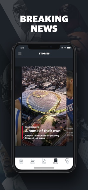 Yahoo Sports: Watch Live NFL on the App Store
