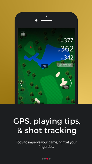 Palmetto Dunes Golf screenshot three