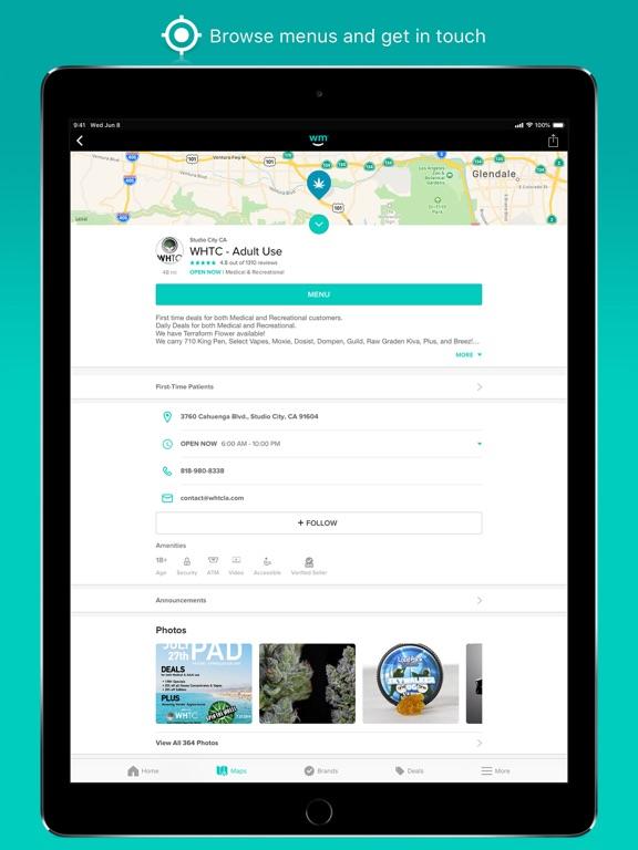 Weedmaps: Marijuana & Cannabis by WeedMaps (iOS, United States