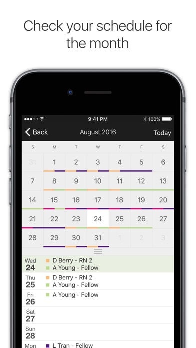 Amion - Physician Scheduling-0