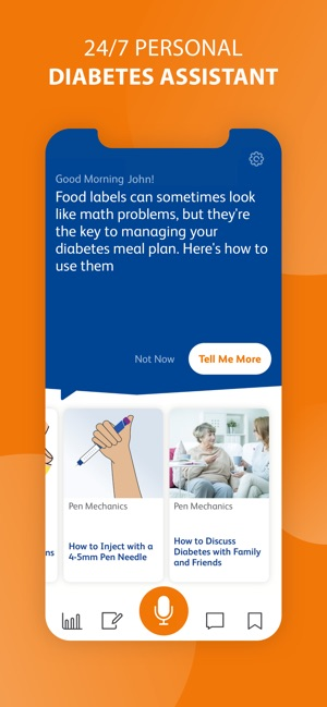 diabetes app low gi diet glycemic load index carb manager