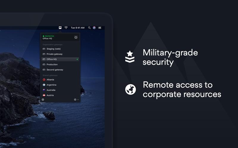 NordVPN Teams: business VPN Screenshot