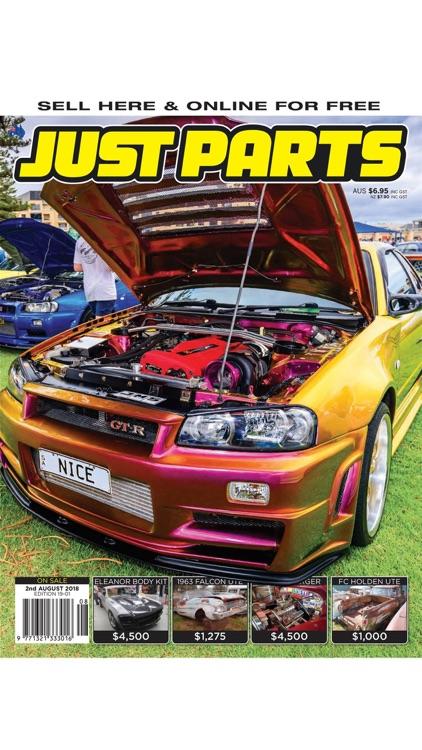 Just Parts Magazine screenshot-9