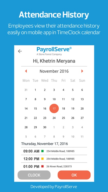 PayDay! TimeClock screenshot-3