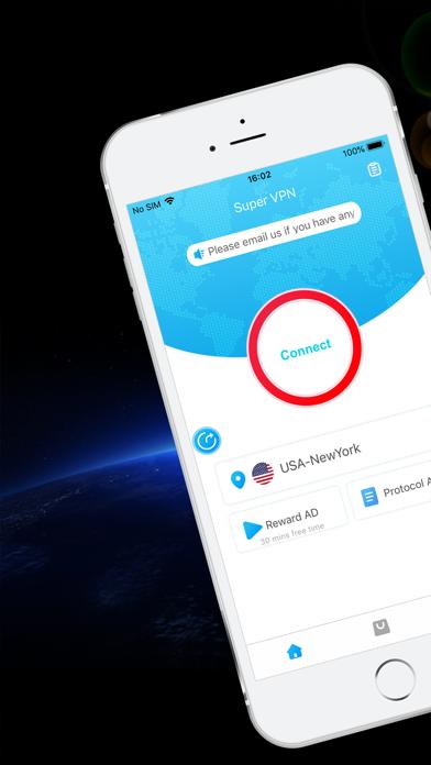 Super VPN - Best VPN Masterのおすすめ画像1