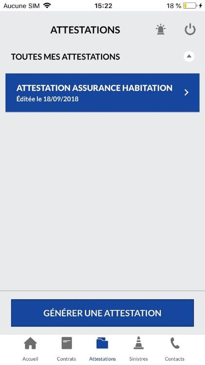 La Banque Postale Assurances screenshot-4