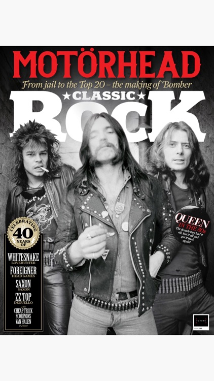 Classic Rock Magazine screenshot-0