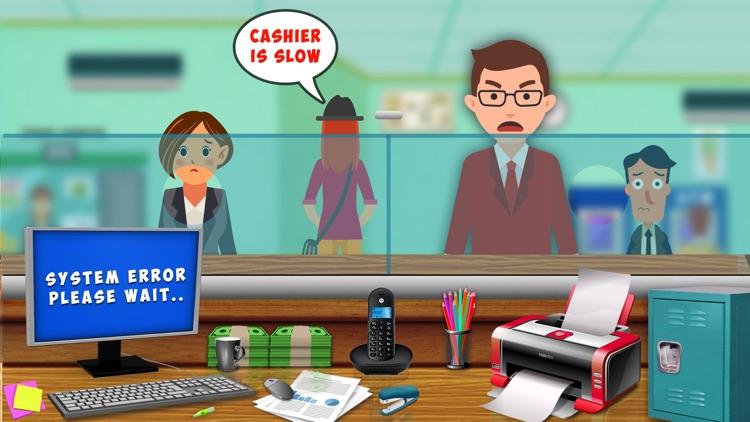 Bank Manager Cash Register screenshot-3