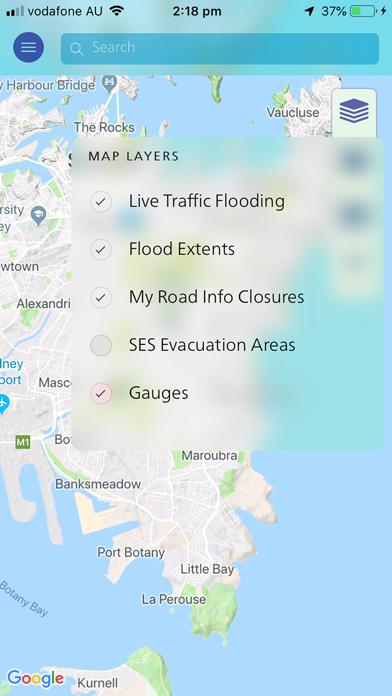 Floods Near Me NSW screenshot one