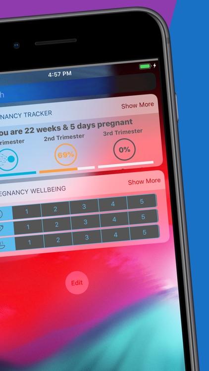 Pregnancy Today - Baby Tracker screenshot-5