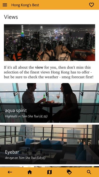 Hong Kong's Best Travel Guide screenshot-7