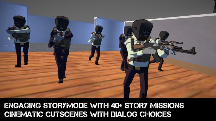 Grey's War : Justification screenshot-3