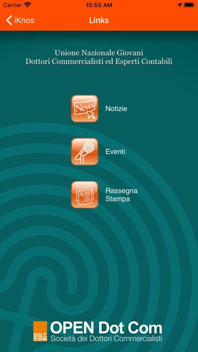 Screenshot of iKnos3