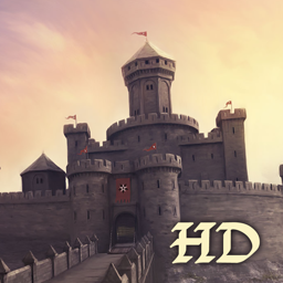 Ícone do app Avadon: The Black Fortress HD