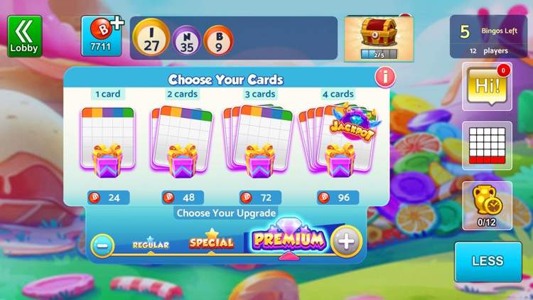 Bingo Bash: Live Bingo & Slots screenshot-2