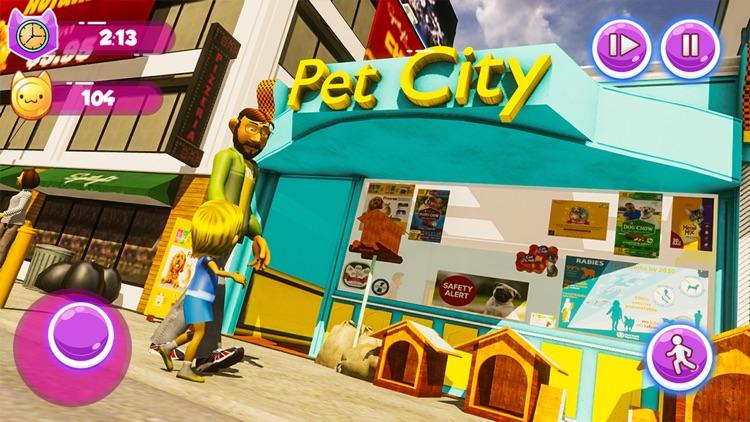 Little Kitten My Cat Simulator screenshot-4
