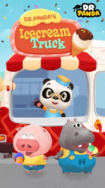 Dr. Panda's Ice Cream Truck screenshot-0